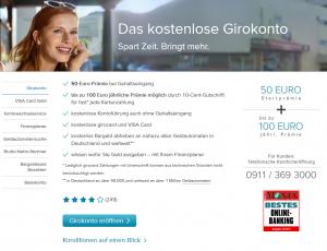 consorsbank girokonto
